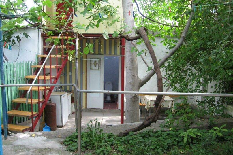 Домик на двоих с wi-fi и двориком, 20 кв.м. на 2 человека, 1 спальня, Предгорный переулок, 3, Мисхор - Фотография 1