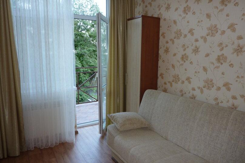 2-х этажный домик в Гурзуфе недалеко от моря, 90 кв.м. на 8 человек, 3 спальни, Гурзуфское шоссе, 9А, Гурзуф - Фотография 10