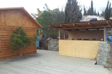 Сдам деревянный домик в Алуште, 25 кв.м. на 4 человека, 1 спальня, пер.Пограничный, Алушта - Фотография 3