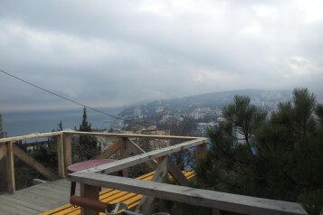 Сдам деревянный домик в Алуште, 25 кв.м. на 4 человека, 1 спальня, пер.Пограничный, Алушта - Фотография 4