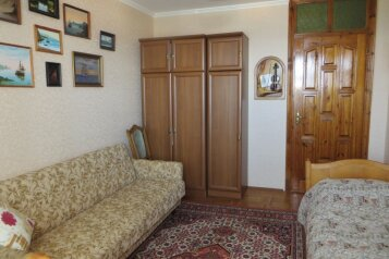 3-комн. квартира, 75 кв.м. на 6 человек, улица Космонавтов, 20, Форос - Фотография 2