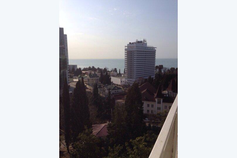 1-комн. квартира, 20 кв.м. на 2 человека, Курортный проспект, 75к1, Сочи - Фотография 31