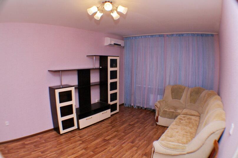 1-комн. квартира на 3 человека, улица Пупко, 8, Новороссийск - Фотография 1