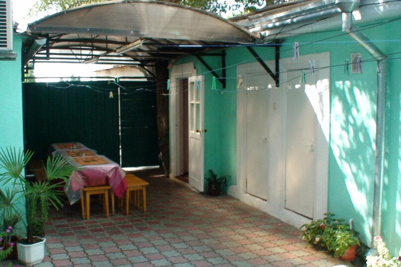 1-ком эконом 3-х местный, Маратовская улица, 63, Гаспра - Фотография 1
