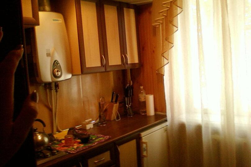 2-комн. квартира, 45 кв.м. на 5 человек, проспект Кирова, 14, Симферополь - Фотография 1