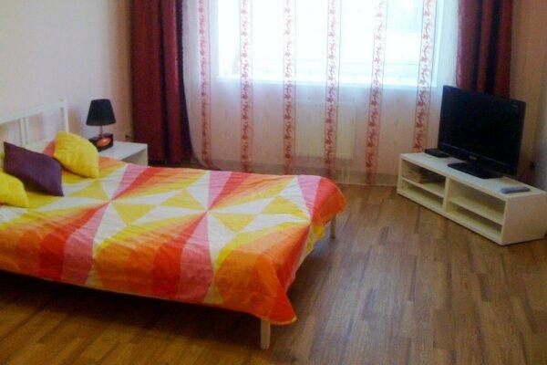 1-комн. квартира, 42 кв.м. на 3 человека, Озерная улица, 7к1, Московский район, Тверь - Фотография 1