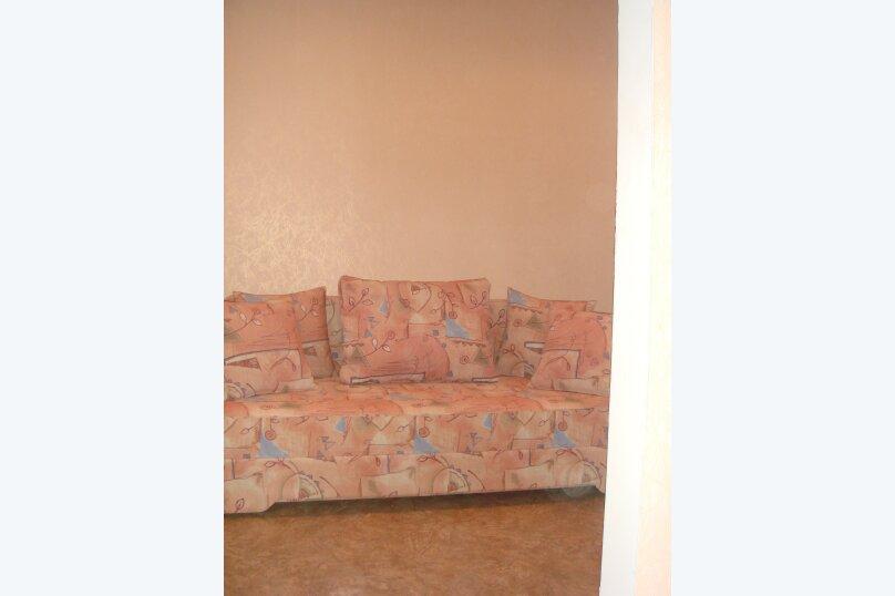 1-комнатный люкс с балконом №9, ж-дорожная, 7, поселок Приморский, Феодосия - Фотография 7