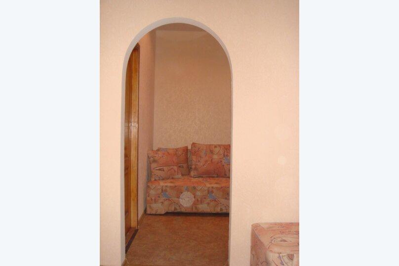 1-комнатный люкс с балконом №9, ж-дорожная, 7, поселок Приморский, Феодосия - Фотография 8