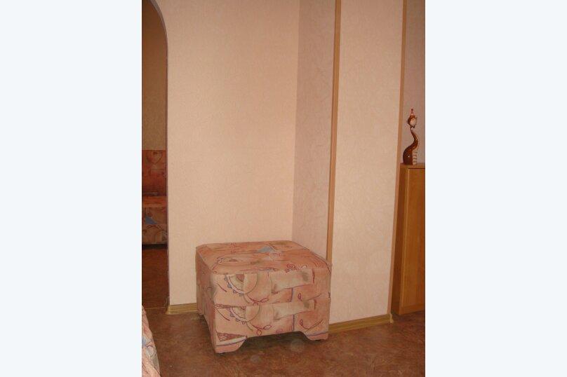 1-комнатный люкс с балконом №9, ж-дорожная, 7, поселок Приморский, Феодосия - Фотография 10