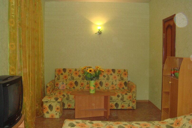 1-комнатный люкс № 8, ж-дорожная, 7, поселок Приморский, Феодосия - Фотография 2