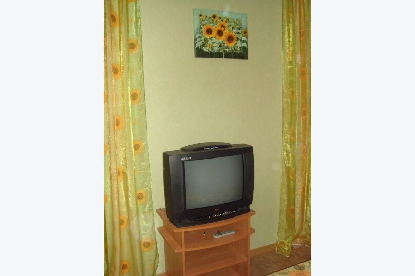 1-комнатный люкс № 8, ж-дорожная, 7, поселок Приморский, Феодосия - Фотография 3