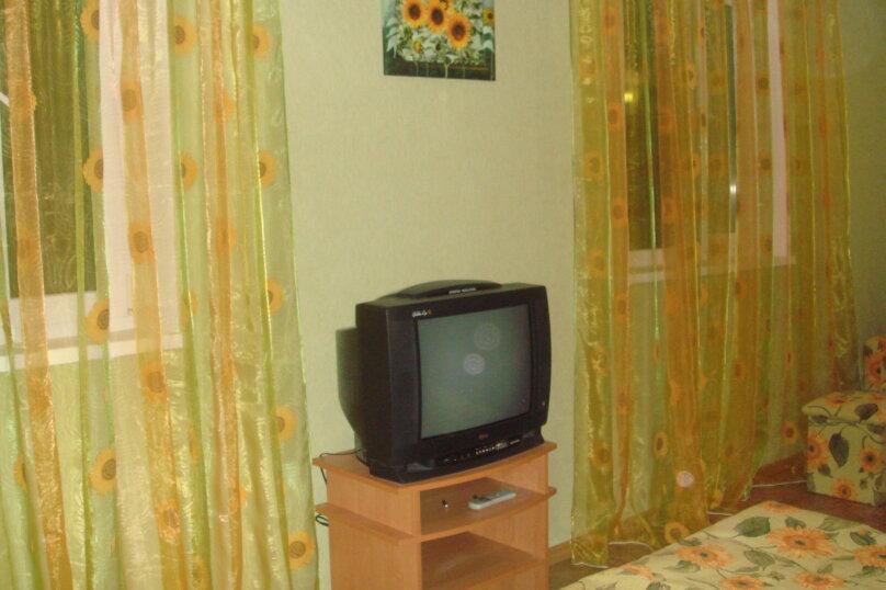1-комнатный люкс № 8, ж-дорожная, 7, поселок Приморский, Феодосия - Фотография 1