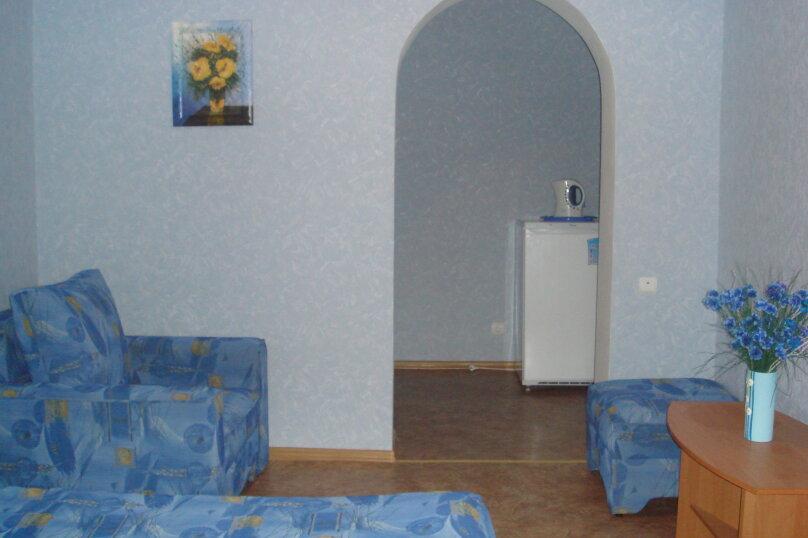 1-комнатный  3-местный № 7, ж-дорожная, 7, поселок Приморский, Феодосия - Фотография 11