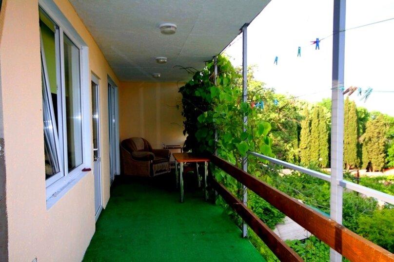 2-комн. квартира, 45 кв.м. на 4 человека, улица 1 Мая, 9А, Алупка - Фотография 6