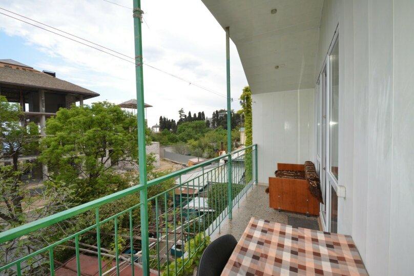 1-комн. квартира, 25 кв.м. на 3 человека, улица 1 Мая, 9А, Алупка - Фотография 4