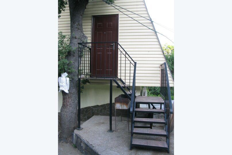 1-комн. квартира, 25 кв.м. на 3 человека, улица 1 Мая, 9А, Алупка - Фотография 13