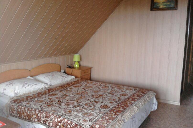 Номер с балконом и кухней, 35 кв.м. на 4 человека, 1 спальня, Десантникв, 22, Коктебель - Фотография 1