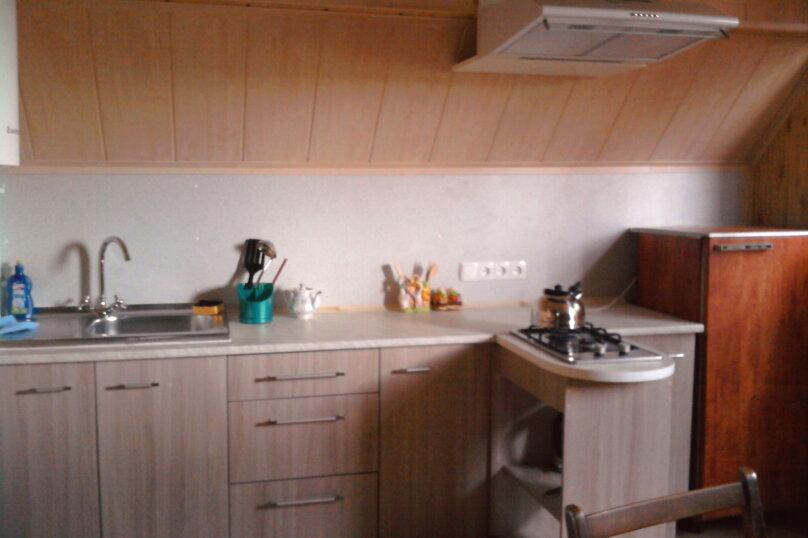 Номер с балконом и кухней, 35 кв.м. на 4 человека, 1 спальня, Десантникв, 22, Коктебель - Фотография 6