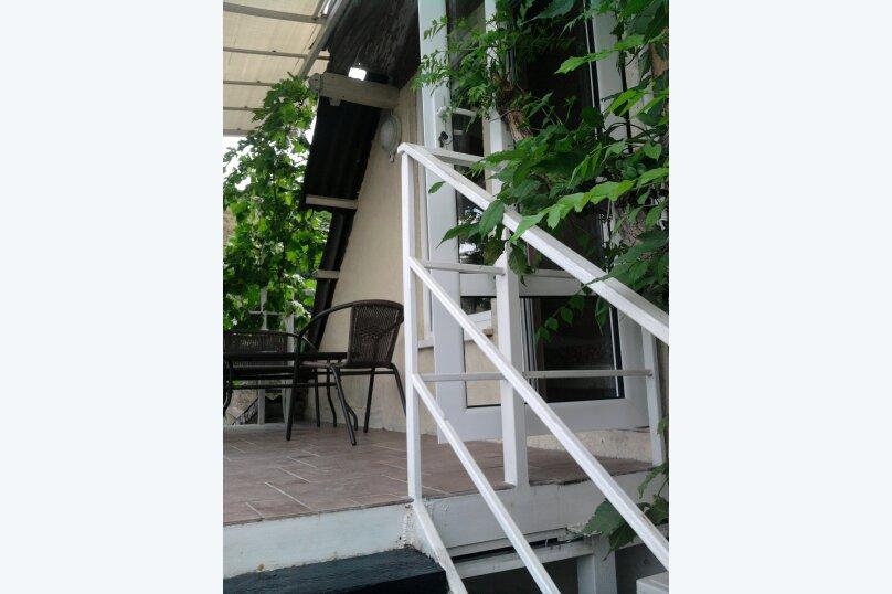 Номер с балконом и кухней, 35 кв.м. на 4 человека, 1 спальня, Десантникв, 22, Коктебель - Фотография 7