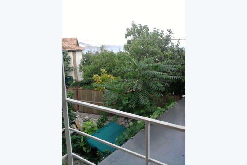 Номер с балконом и кухней, 35 кв.м. на 4 человека, 1 спальня, Десантникв, 22, Коктебель - Фотография 8