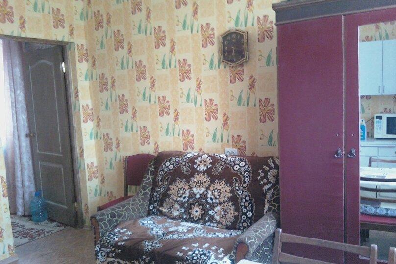 2-комн. квартира, 27 кв.м. на 4 человека, Санаторный переулок, 13, Судак - Фотография 1