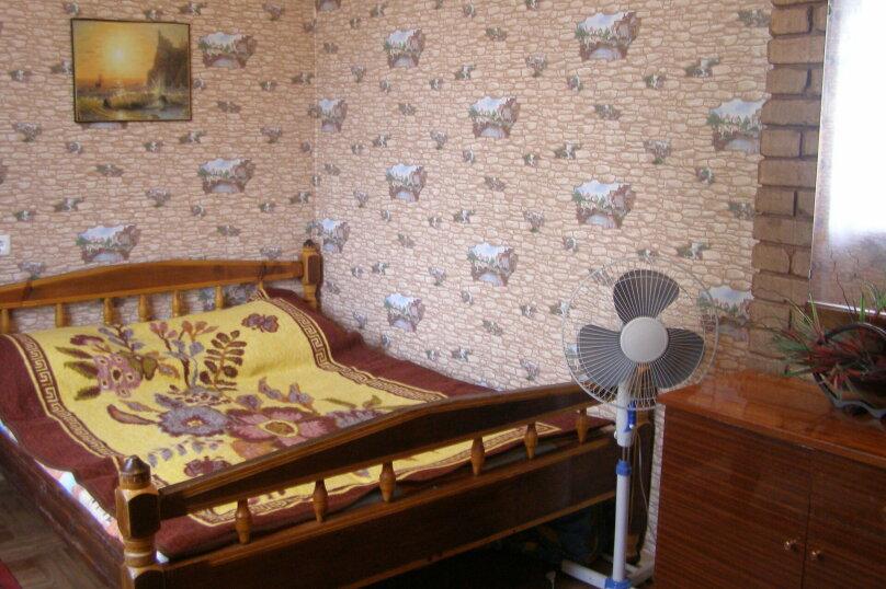 2-комн. квартира, 27 кв.м. на 4 человека, Санаторный переулок, 13, Судак - Фотография 11