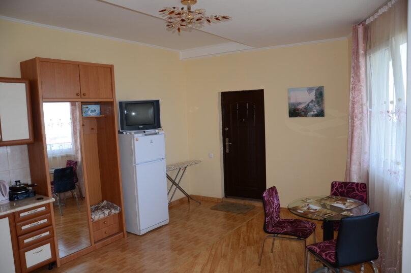 Панорамный 1 комнатный с балконом 3 этаж, Маратовская , 19-а, Мисхор - Фотография 1
