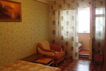 1-комн. квартира, 35 кв.м. на 3 человека, Партизанская улица, 21, Алушта - Фотография 1