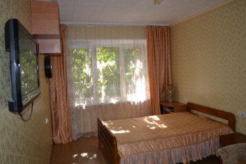 1-комн. квартира, 28 кв.м. на 3 человека, улица Истрашкина, Уютное, Судак - Фотография 1