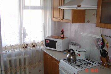 2-комн. квартира, 48 кв.м. на 3 человека, Вокзальная улица, Центральный район, Комсомольск-на-Амуре - Фотография 4
