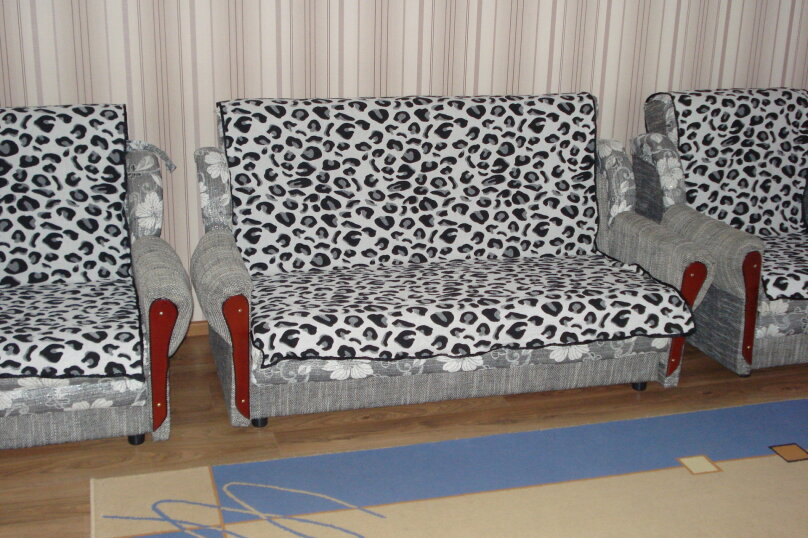 1-комн. квартира, 40 кв.м. на 4 человека, улица Коммунаров, 26, Ейск - Фотография 5