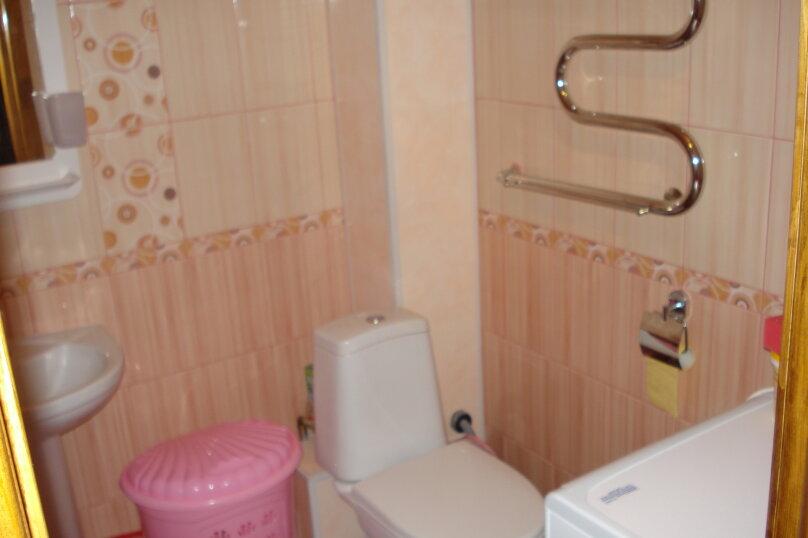 1-комн. квартира, 40 кв.м. на 4 человека, улица Коммунаров, 26, Ейск - Фотография 9