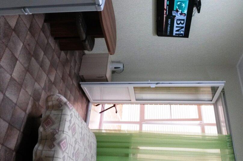 1-комн. квартира, 21 кв.м. на 3 человека, Пионерский проспект, 104, Джемете - Фотография 1