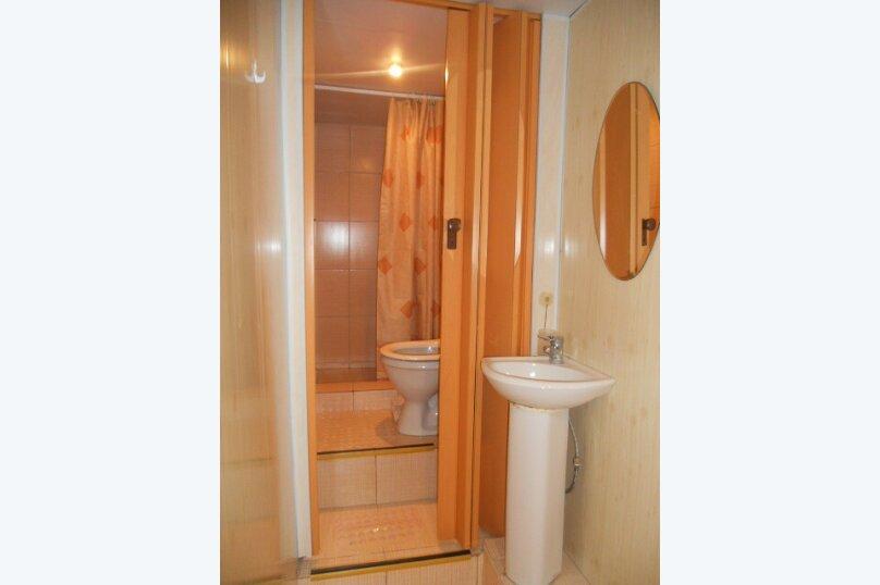 Коттедж, 35 кв.м. на 5 человек, 2 спальни, микрорайон 2, 1, Ольгинка - Фотография 3