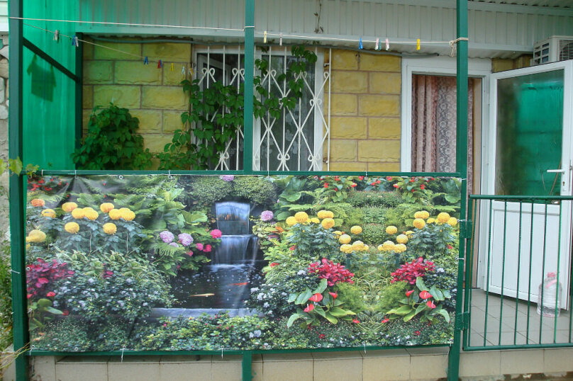 Коттедж, 35 кв.м. на 5 человек, 2 спальни, микрорайон 2, 1, Ольгинка - Фотография 4