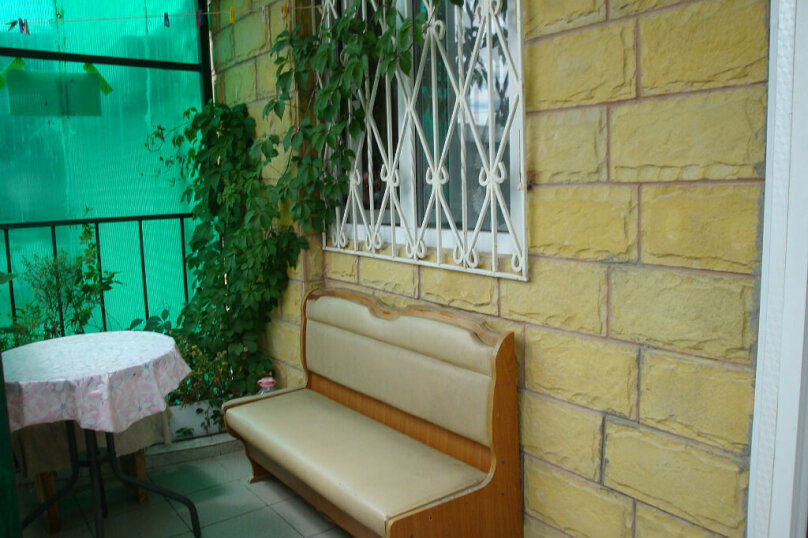Коттедж, 35 кв.м. на 5 человек, 2 спальни, микрорайон 2, 1, Ольгинка - Фотография 5