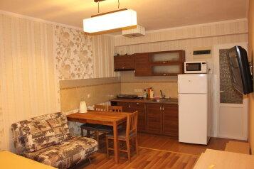 1-комн. квартира, 25 кв.м. на 3 человека, парковое шоссе, 21, Парковое - Фотография 1