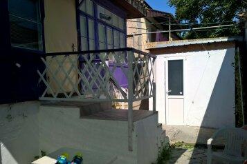 Гостевой домик, 42 кв.м. на 5 человек, 2 спальни, пер. Красноармейский, Евпатория - Фотография 2