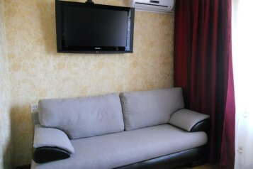 Коттедж, 35 кв.м. на 6 человек, 2 спальни, микрорайон 2, Ольгинка - Фотография 2