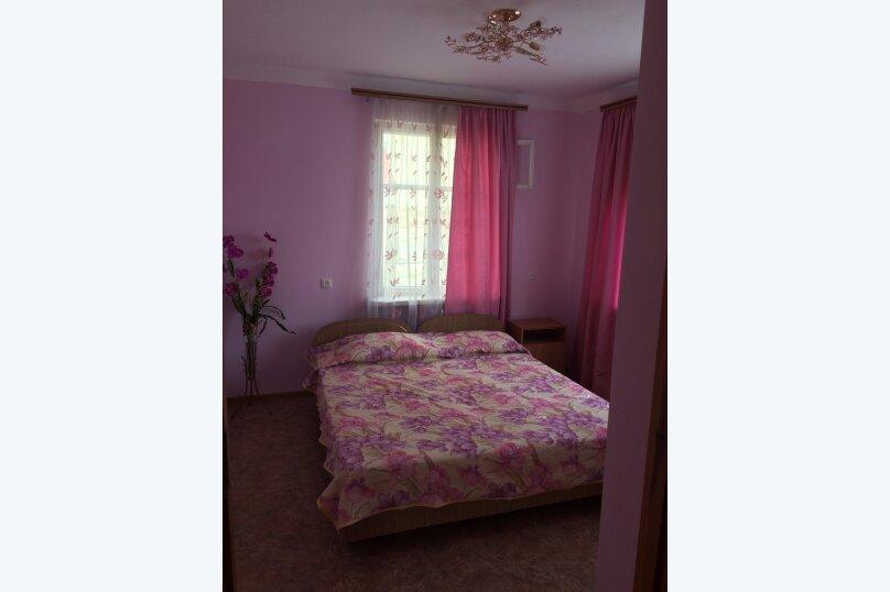 Домик, 60 кв.м. на 6 человек, 2 спальни, Адмиральская улица, 17, Судак - Фотография 4