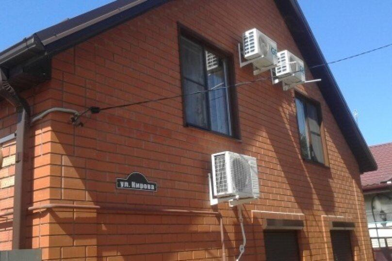 Апартаменты в доме на 3 комнаты на 2 этаже, 80 кв.м. на 7 человек, 2 спальни, улица Кирова, 10, Ейск - Фотография 1