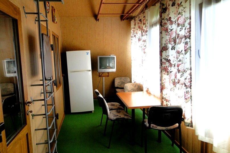 Двухкомнатная квартира, 50 кв.м. на 6 человек, 2 спальни, улица Амет-Хана Султана, 10, Алупка - Фотография 5