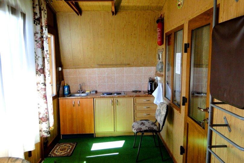 Двухкомнатная квартира, 50 кв.м. на 6 человек, 2 спальни, улица Амет-Хана Султана, 10, Алупка - Фотография 6