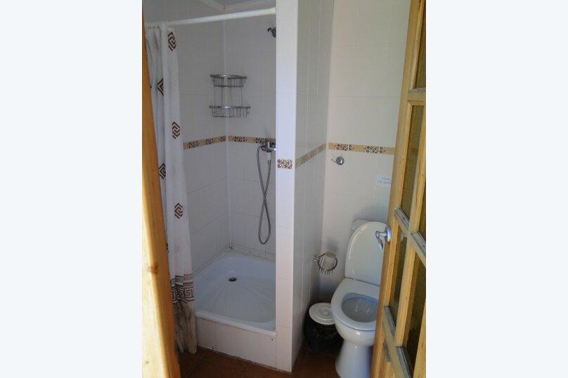 Двухкомнатная квартира, 50 кв.м. на 6 человек, 2 спальни, улица Амет-Хана Султана, 10, Алупка - Фотография 8