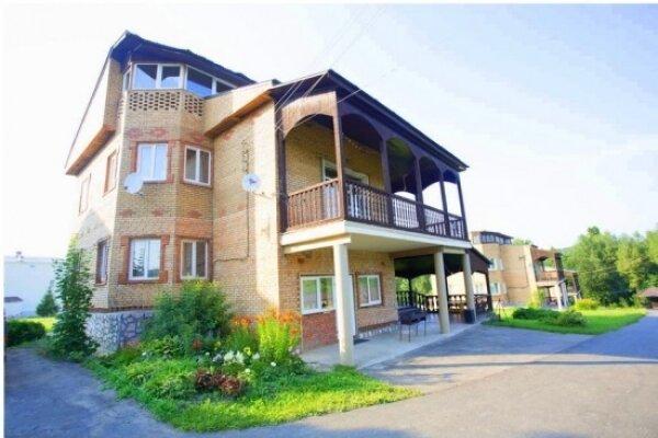 Коттедж посуточно на 8 человек, 280 кв.м. на 8 человек, 3 спальни, Шиболовская, 1, Парамоново - Фотография 1