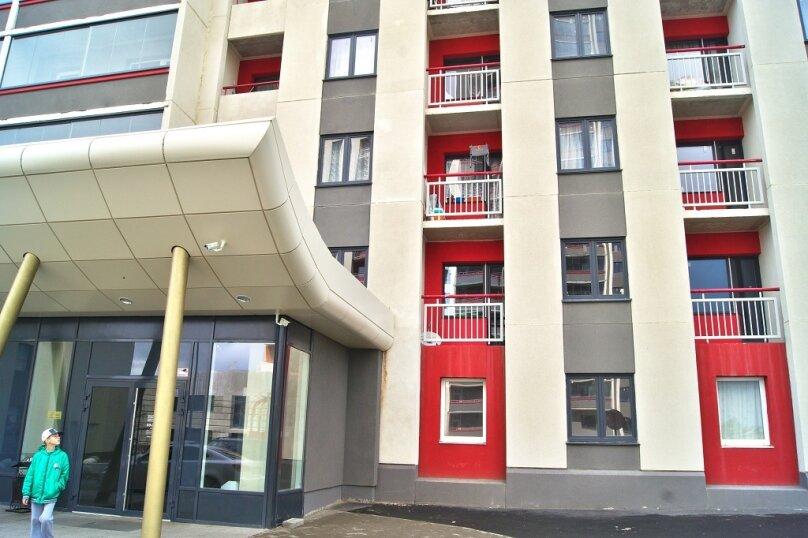 1-комн. квартира, 40 кв.м. на 2 человека, улица Чапаева, 44/2, Петрозаводск - Фотография 5
