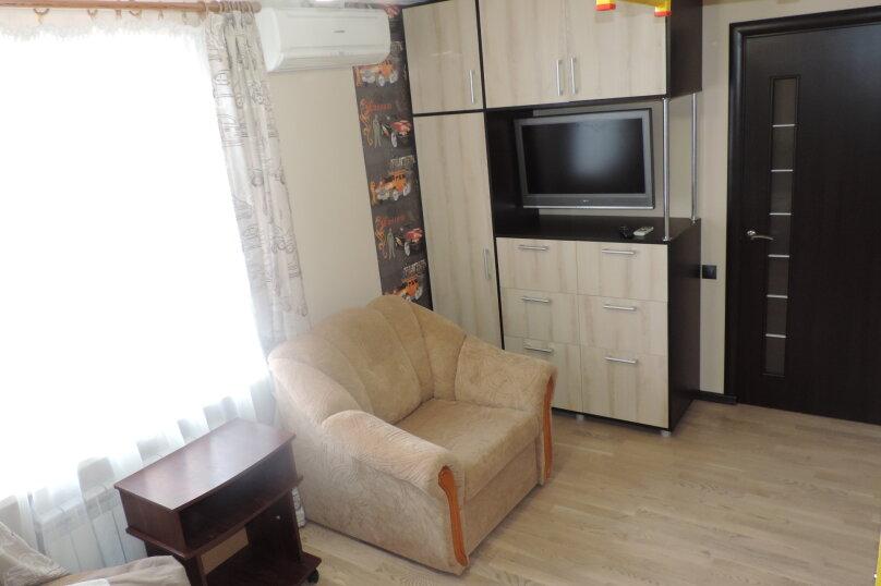 3-комн. квартира, 65 кв.м. на 6 человек, улица Подвойского, 9, Гурзуф - Фотография 8