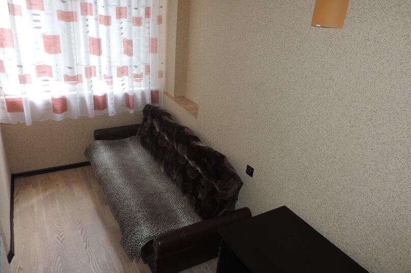3-комн. квартира, 65 кв.м. на 6 человек, улица Подвойского, 9, Гурзуф - Фотография 9