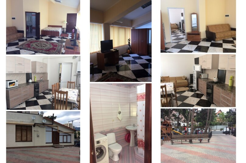 1-комн. квартира, 72 кв.м. на 6 человек, улица Грибоедова, 9, Геленджик - Фотография 1