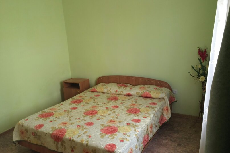 Домик, 60 кв.м. на 6 человек, 2 спальни, Адмиральская улица, 17, Судак - Фотография 7